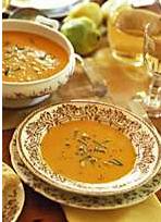 Ginger-Pumpkin Soup